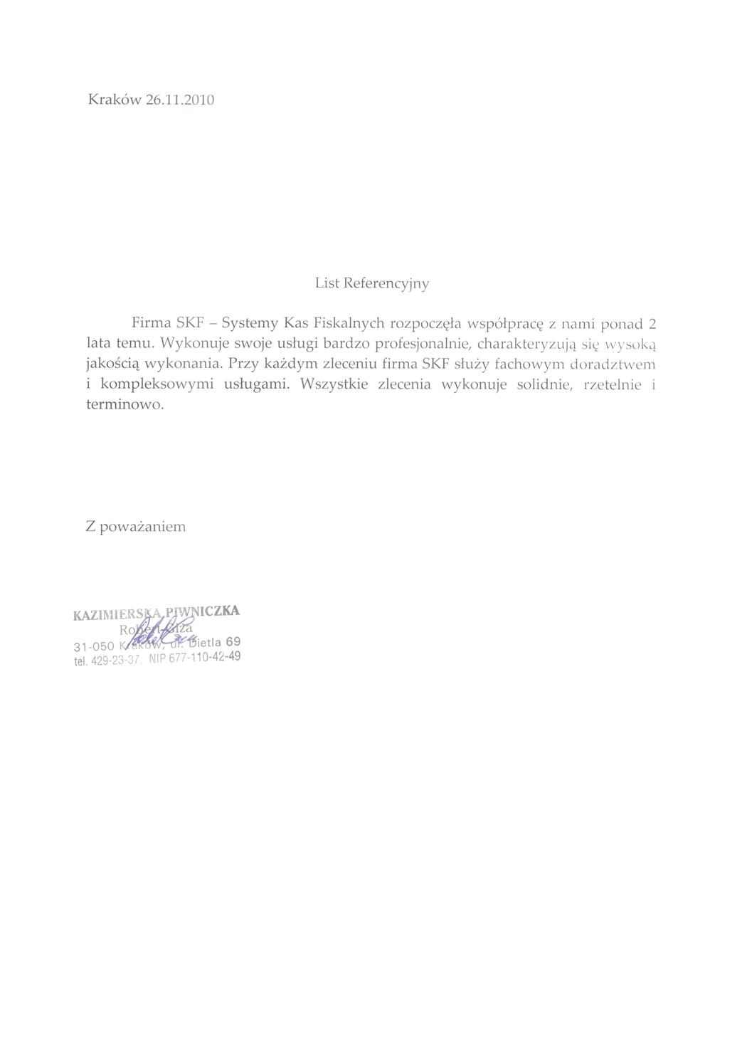 Kazimierska Piwniczka